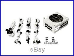 CORSAIR RM750x White CP-9020155-NA 750W ATX12V / EPS12V 80 PLUS GOLD Certified F