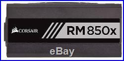 CORSAIR RMX Series RM850x 850W 80+ Gold Certified Fully Modular Power Supply