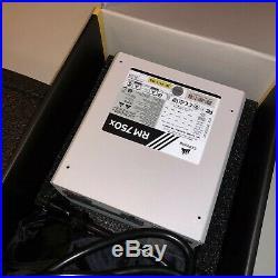 CORSAIR RMX White RM750x, 750 Watt, 80+ Gold Certified CP-9020187-NA