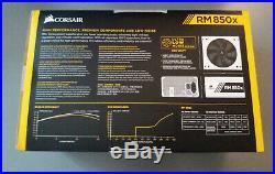 CORSAIR RMX White Series (2018) RM850x 850 Watt 80+ Gold Fully Modular