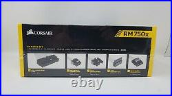 CORSAIR RMX White Series RM750x, 750 Watt, Fully Modular Power Supply