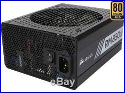 CORSAIR RMx RM850X 850W ATX12V / EPS12V 80 PLUS GOLD Certified Full Modular Nvid