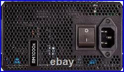 CORSAIR RMx Series 1000W ATX12V 2.4/EPS12V 2.92 80 Plus Gold Modular Power