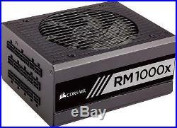 CORSAIR RMx Series 1000W ATX12V 2.4/EPS12V 2.92 Modular Power Supply Black
