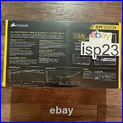 CORSAIR RMx Series 1000W RM1000X 80 Plus Gold Modular Power Supply CP-9020094-NA