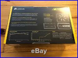 CORSAIR RMx Series 850W 80 Plus Gold Modular Power Supply NEWIN HANDSEALED