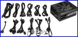 CORSAIR RMx Series 850W ATX12V 2.4/EPS12V 2.92 80 Plus Gold Modular Power Supply