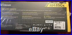 CORSAIR RMx White Series RM850x White (CP-9020188-NA) 850W 80 PLUS Gold
