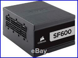 CORSAIR SF Series SF600 CP-9020182-NA 600W SFX 80 PLUS PLATINUM Certified Full M