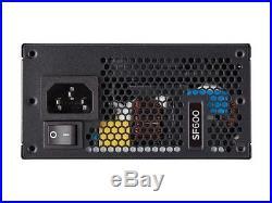 CORSAIR SF600 600W SFX 80 PLUS GOLD Certified Full Modular Power Supply