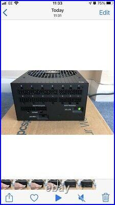 Computer Power Supply Corsair AX1200i 1200W Digital Modular Platinum + Cables