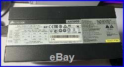 Corsair 1000W AX Series 80 PLUS Titanium Fully Modular ATX Power Supply