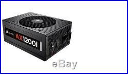 Corsair 1200i AX 1200Watt ATX Modulare EPS Pci-E(8) PFC Attivo 80+ Platinum SLI