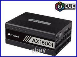 Corsair 1600W Titanium ATX Fully Modular Power Supply