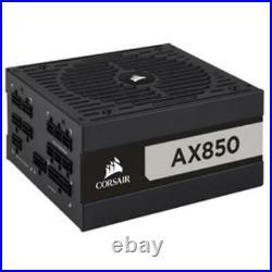 Corsair 229570 Ps Cp-9020151-na Ax850 Atx 80+ Titanium Modular 850w Retail