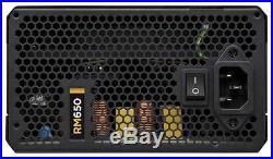 Corsair 650 Watt ATX/EPS 80PLUS Gold-Certified Power Supply CP-9020054-NA RM650