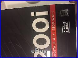 Corsair AX 1200i (80 Plus Platinum)! Box Opened, NIB