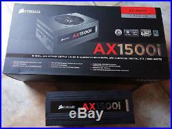 Corsair AX 1500i Netzteil 1500W Ax1500i Axi