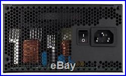 Corsair AX Series, AX760, 760 Watt (760W), Fully Modular Power Supply, 80+