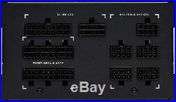 Corsair AX Series AX850 850 Watt 80 PLUS Titanium Certified Fully Modular PSU