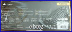 Corsair AX1000 1000 Watt 80 Plus Titanium Modular Power Supply CP-9020152-NA