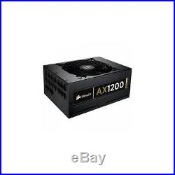 Corsair AX1200 1200W ATX 80 Plus Gold Modular Power Supply (CMPSU-1200AXUK)