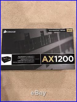 Corsair AX1200 80+ Gold Fully Modular Power Supply