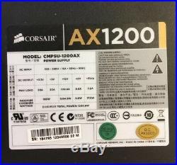 Corsair AX1200 CMPSU-1200AX I. T. E. POWER SUPPLY