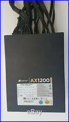 Corsair AX1200 CMPSU-1200AX POWER SUPPLY
