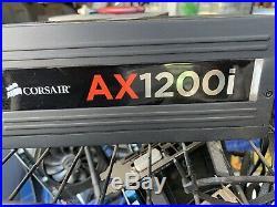 Corsair AX1200 Series 1200W Fully Modular Digital Power Supply
