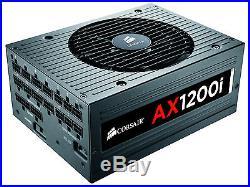 Corsair AX1200I Fully Modular 80+ Platinum Digital ATX Efficient Power Supply