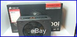 Corsair AX1200i, 1200 Watt, 80+ Platinum, Fully Modular Power Supply