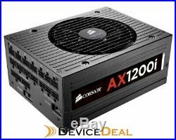 Corsair AX1200i 1200W Digital 80+ Platinum Modular Power Supply