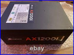 Corsair AX1200i 1200W Digital ATX Modular Desktop Power Supply