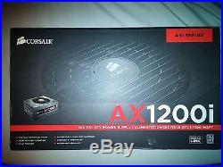 Corsair AX1200i 1200W Digital ATX Platinum Power Supply