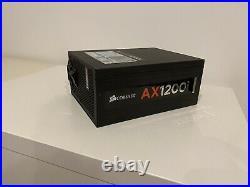 Corsair AX1200i 1200W Full Modular 80+ Platinum Power Supply PSU