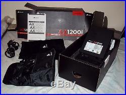 Corsair AX1200i 1200W Full Modular PSU PLATINUM Power Supply