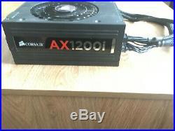 Corsair AX1200i 1200W Fully Modular 80+ Platinum Power Supply Unit