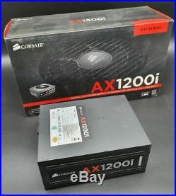 Corsair AX1200i 1200W PSU 80 Plus Platinum Modular