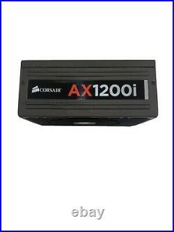 Corsair AX1200i 1200W Watt 80 Plus Platinum ATX Full Modular Power Supply