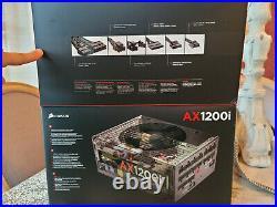 Corsair AX1200i 1200w Fully Modular 80+ Platinum Rated
