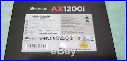 Corsair AX1200i 80 PLUS PLATINUM Power Supply