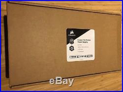Corsair AX1200i AXi 1200W Power Supply, 80 Plus Platinum, Fully Modular