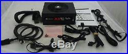 Corsair AX1200i Black Digital Power Supply Model 75-000784 Tested