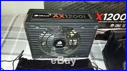 Corsair AX1200i Digital ATX Power Supply 1200 Watt 80 PLUS PLATINUM Certified