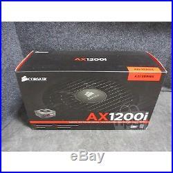Corsair AX1200i Digital ATX Power Supply 1200 Watts 80 PLUS Platinum