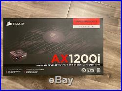 Corsair AX1200i Digital ATX Power Supply BRAND NEW UNOPENED