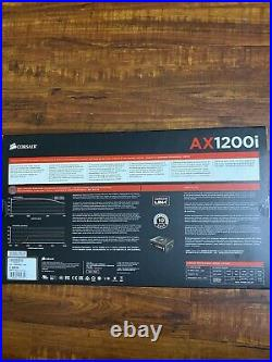 Corsair AX1200i Digital Power Supply