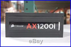 Corsair AX1200i Digital Power Supply Model 75-000784