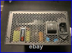 Corsair AX1200i Fully Modular Platinum Power Supply